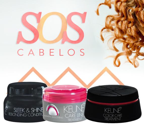 SOS cabelos keune beautylist