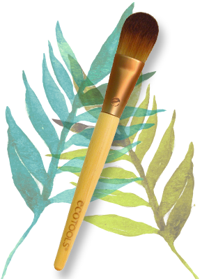 Ecotools Brush Pincel Foundation Beautylist