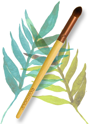 Ecotools Concealer Brush pincel Beautylist