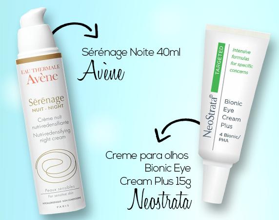 Dia-das-Mães-Avène-Serenage-Noite-Neostrata-Bionic-Eye-Cream-Plus-Olhos-BeautyList-1