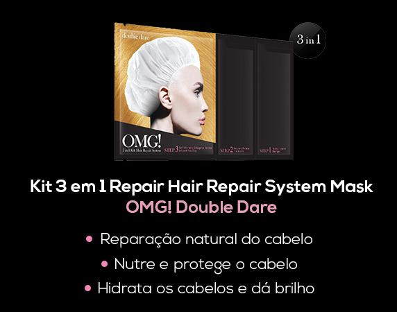 Blog- Kit 3 em 1 Repair Hair Repair System Mask BeautyList-Lançamento-4